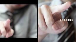 "Hand (2014) 1'30"" video"