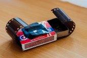 Caity's matchbox pin-hole camera