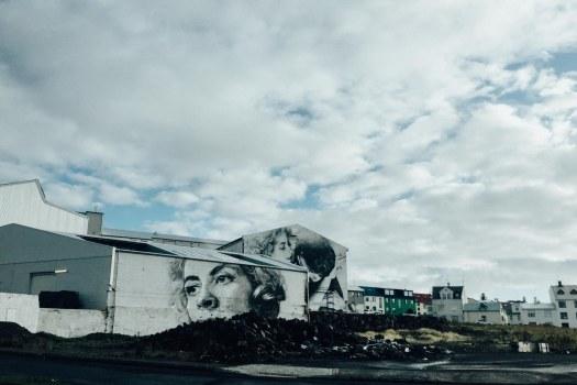 Leaving Reykjavik