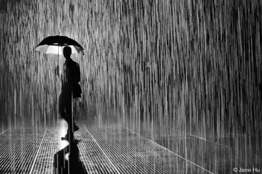 Rain Room (2013), Random International